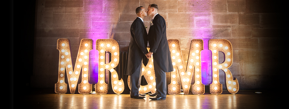 5 West Studios Wedding Photography: Gay Wedding Photography
