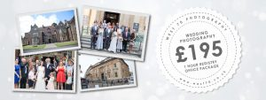 West 70 Photography - Bristol Registry Office 1 Hour Wedding Photography Package
