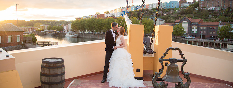 SS Great Britain Wedding Photographer - West 70 Photography - Bristol Wedding Photography 001